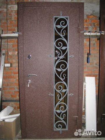 стоимость металлических дверей в холле в лобне с установкой