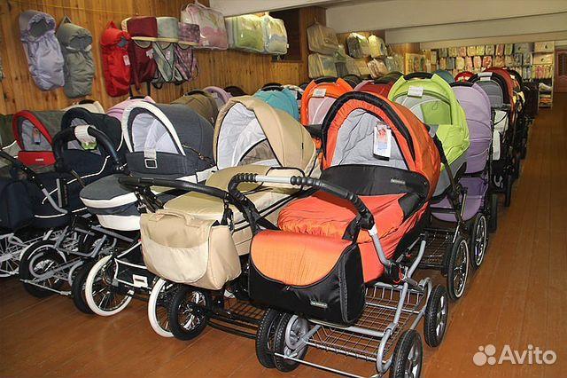 Коляски для новорожденных купить детскую коляску недорого