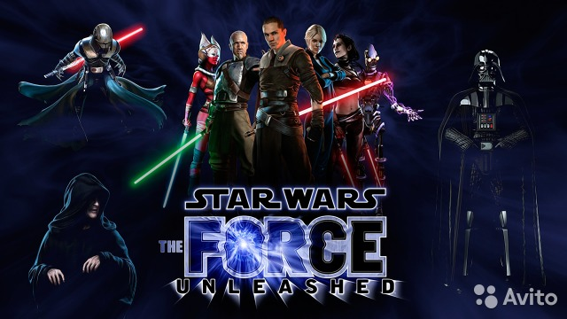 Star Wars The Force Unleashed (PS3) (англ.)— фотография №1