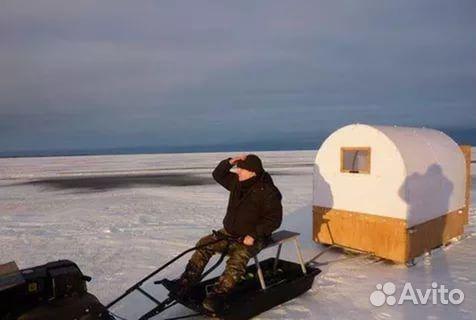 Мобильные домики для рыбалки, охоты и пчеловодов — фотография №1