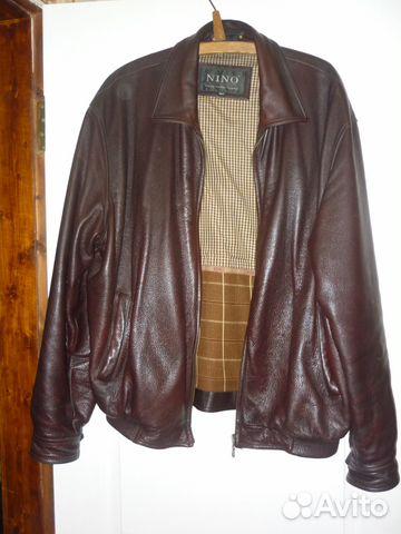 купить мужскую кожаную куртку авито сочи