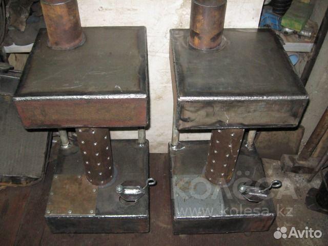 печка работающая на отработанном масле