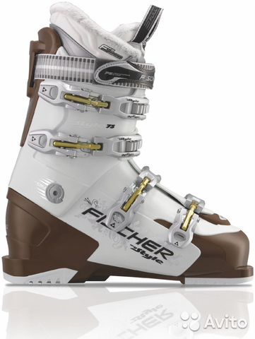 1c4b5a64fcae Новые женские ботинки Fischer My Style 75 р.23.5 купить в Москве на ...