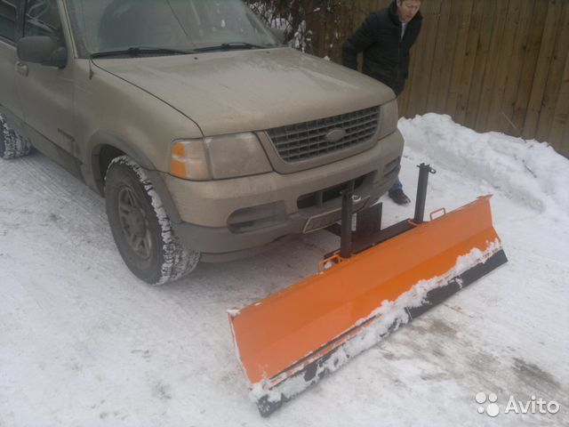 также: как снежный отвал для авто договорная Усадьба