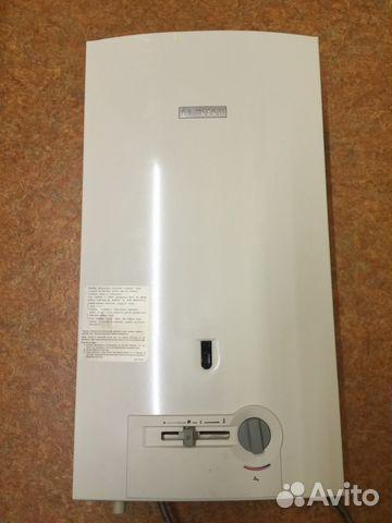 Bosch колонка газавая купить теплообменник если забился теплообменник