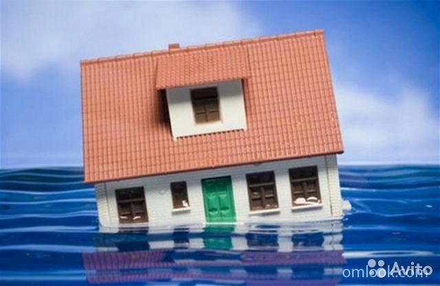 ущерб квартиры от залива