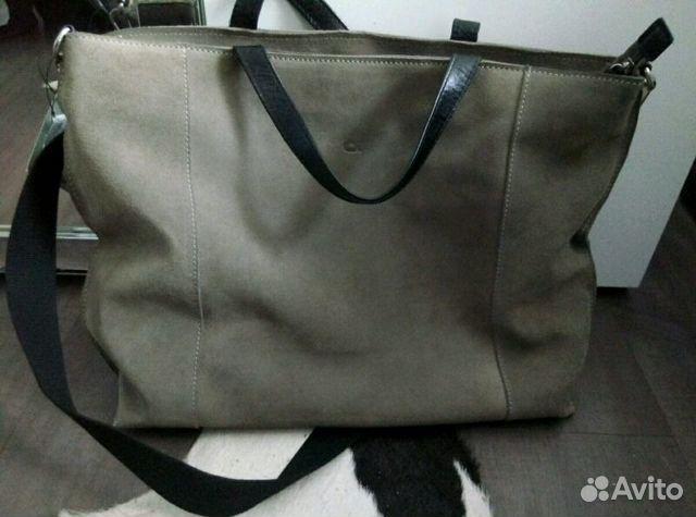 78e766c02ce6 Бизнес сумка с отделением для большого ноутбука   Festima.Ru ...