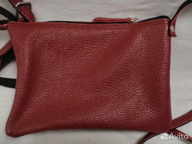 e6e7402353b6 Кожаная малая женская сумка ручной работы навиж-3г купить в Москве ...