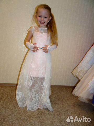 Платья детские на авито тюмень