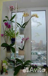 Подставка-распорка для цветов