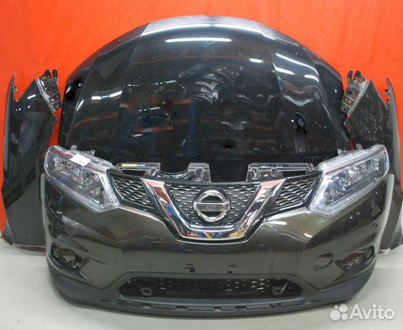 Кузовные запчасти Nissan