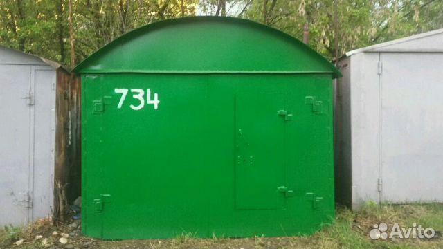 отделка металлического гаража своими руками фото