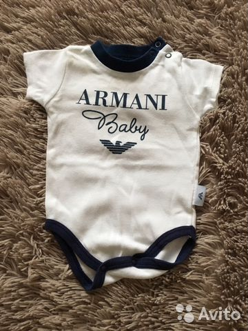 Боди Armani  a963728cc48bd