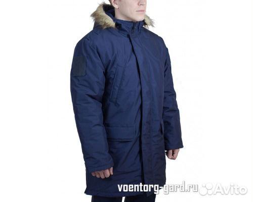 Куртка зимняя мо рф