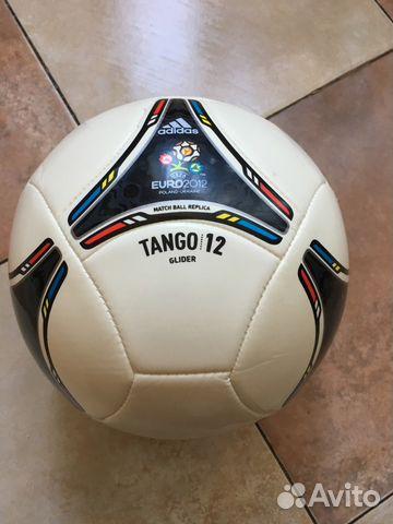 Мяч футбольный Adidas euro 2012 Glider 0dc157972bde1
