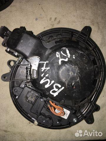 Мотор печки бмв 320 9319919-01— фотография №1