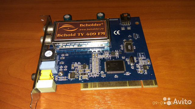 BEHOLDER BEHOLD TV 409 FM DRIVER FOR WINDOWS 8