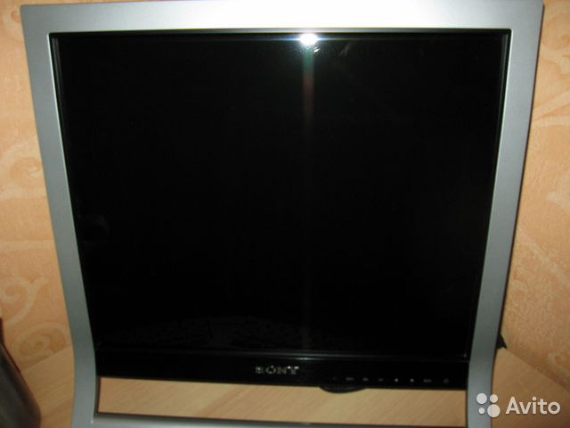 Монитор sony TFT LCD Color Computer Display