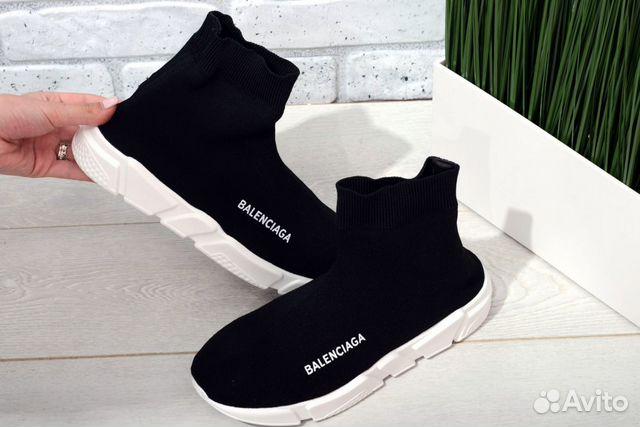 кроссовки Balenciaga Speed Trainer женские р36 40 купить в москве