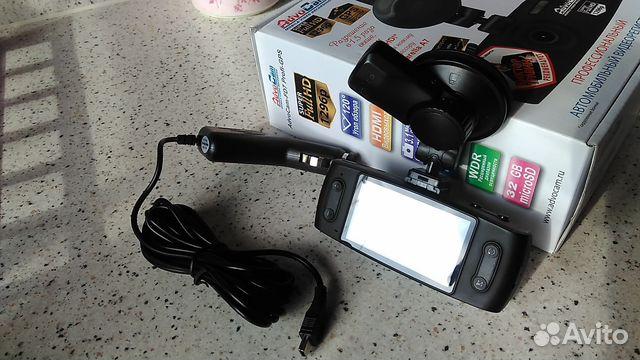 Видеорегистратор advocam fd 7profi комбо видеорегистратор