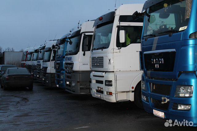водитель категории е москва московская область вахта