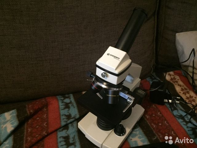 Микроскоп bresser biolux al festima Мониторинг объявлений