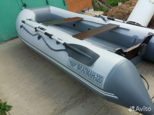 Лодка флагман 320 на авито