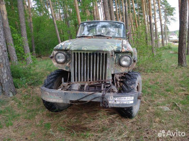 ГАЗ 69, 1960— фотография №4