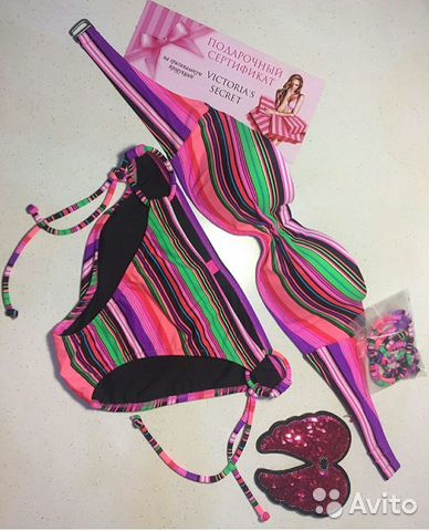 Новый купальник от Victorias Secret 89097947405 купить 3