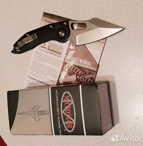 Нож microtech stitch купить в Москве на Avito — Объявления