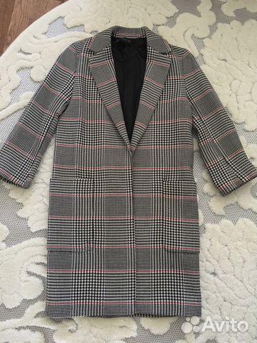 Пальто-блейзер Zara 89224756555 купить 1