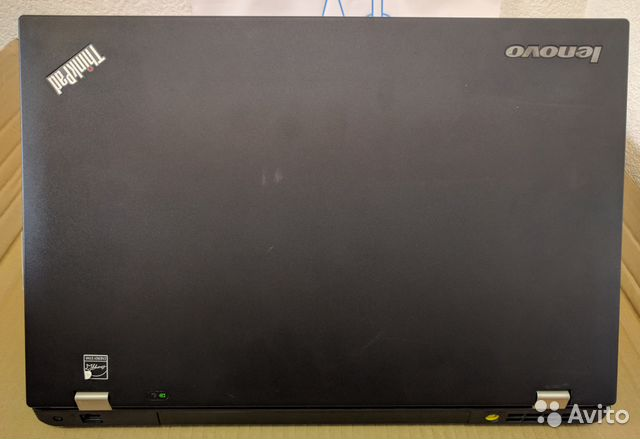 Lenovo ThinkPad L530 Mac