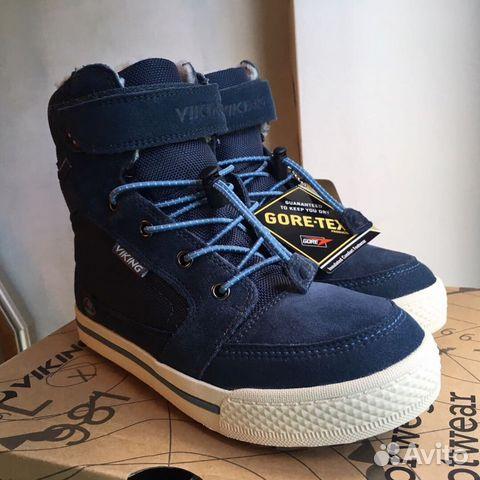Зимние ботинки Viking 32 размер,стелька 21,2 см— фотография №5