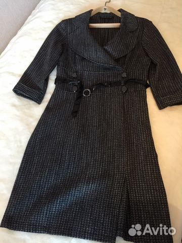Платье осень офис