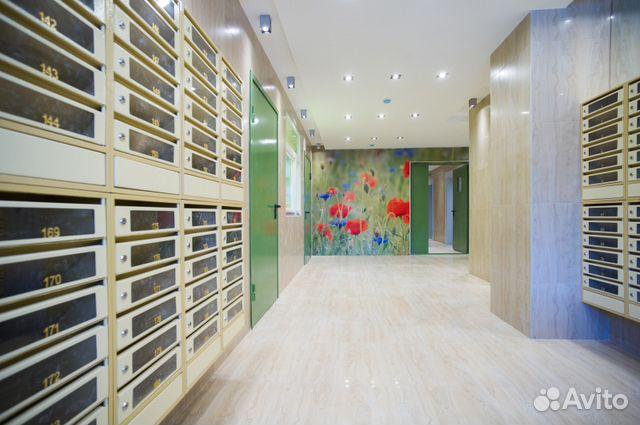 2-к квартира, 70.9 м², 24/24 эт.