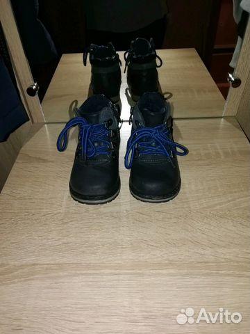 Ботиночки осень в отличном состоянии 89602208129 купить 1