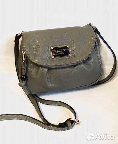 91115758748f Marc Jacobs кожаная женская сумка кросс боди Lux купить в Москве на ...