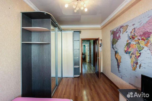 Продается трехкомнатная квартира за 3 350 000 рублей. г Улан-Удэ, ул Гагарина, д 42.