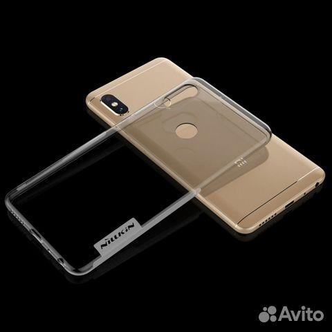 Чехол Nillkin Nature TPU Case XiaoMi Redmi Note 5