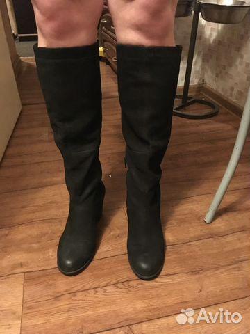 809eadd466e Высокие осенние сапоги обувь 21 века vagabond 39
