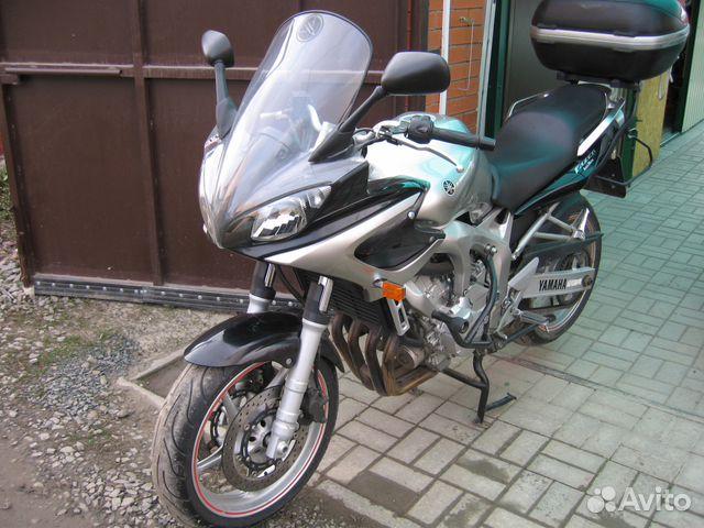 Yamaha fazer FZ6-S 89897913734 купить 4