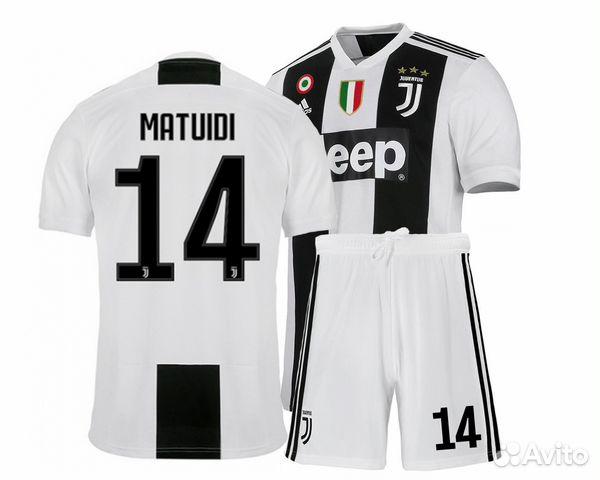Детская футбольная форма Матюиди   Festima.Ru - Мониторинг объявлений 71da68567fb