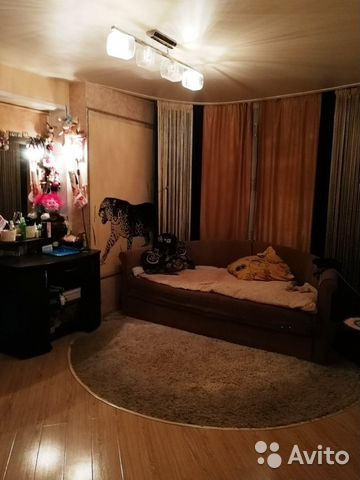 2-к квартира, 50 м², 3/9 эт.