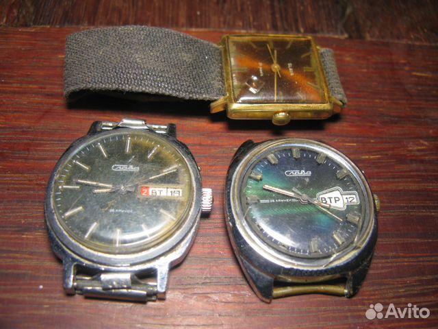 Купить часы слава в воронеже часы ручные мужские купить спб