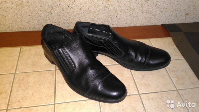357e2b231 Туфли кожаные мужские размер 39 купить в Москве на Avito ...