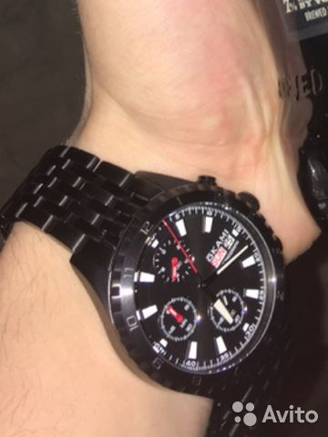 7e97540db95a оригинальные японские часы Okami купить в санкт петербурге на Avito