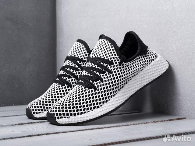 8a7cfafd Кроссовки Adidas Deerupt black | Festima.Ru - Мониторинг объявлений