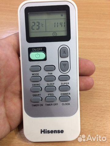 Пульт для Сплит системы Hisense 89892152464 купить 1
