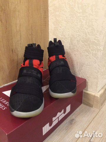 d7ab9dd9 Баскетбольные кроссовки nike lebron 10 новые купить в Новосибирской ...