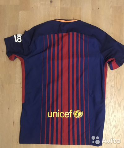 2356ccbe2870 Футбольная форма Nike FC Barcelona (прошлый сезон купить в Москве на ...